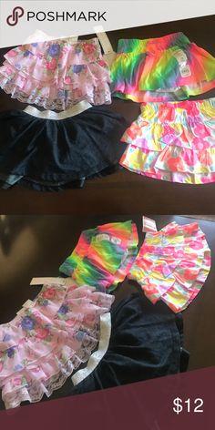Infant girls bundle skirt set Never worn Bottoms Skirts