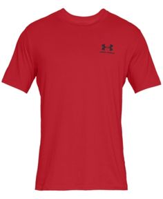 f5985dcbdb1 Under Armour Men s Sport Style T-Shirt - Blue L