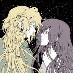 lost stars by kayurka Lost Stars, Pandora Hearts, Vanitas, Fan Art, Sora, Wonderland, Shell, Anime, King