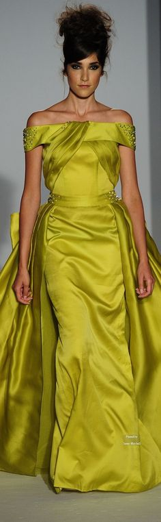 Abed Mahfouz Couture Fall-winter 2015-2016