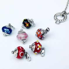 BAGOO CHARMS Collection  Charms SUMMER - Colors