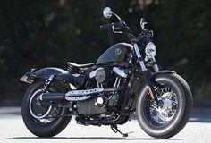 Harley XL 1200X by Zero Engineering