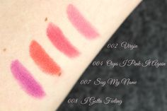 Loreal Lippenstift, Loreal Indefectible Lippenstift, Loreal Indefectible matt Farben, Loreal Indefectible Lippenstift Farben, Loreal Indefectible Lippenstift matt, Loreal Indefectible Lippenstift Review, Loreal Indefectible 002, Loreal Indefectible 004, Loreal Indefectible 007, Loreal Indefectible 008, matter roter Lippenstift Loreal, welcher rote Lippenstift passt zu mir, welcher Lippenstift zu blonden Haaren, welcher Lippenstift passt zu blond, Loreal roter Lippenstift, Loreal Color Riche…