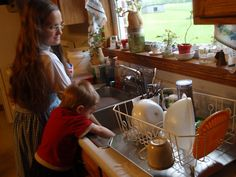 11 tips for kids in the kitchen without losing your sanity