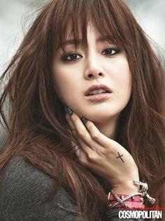 Kim Tae-Hee 김태희 코스모폴리탄 (6P)