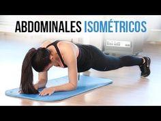 Abdominales isométricos para fortalecer el abdomen