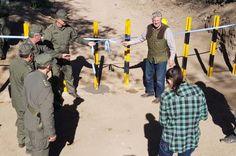 """El Gobierno nacional cerró definitivamente el paso fronterizo ilegal """"Los Chorros"""" en Salta"""