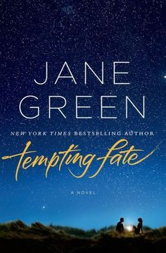 3/18/2014  Tempting Fate by Jane Green, Gabby and Elliott have been happily married for eighteen years.  They have two teenaged daughters; they have built a life together.  So why does forty-three-year-old Gabby feel like she has only three more minutes left of youth?  Why do her friends so desperately try to hang on to their attractiveness?  And why does she ever even look at the handsome guy—ten years younger—at the other end of the bar one night?