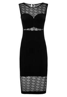 Robes de soirée Guess Robe de soirée - black noir: 79,90 € chez Zalando (au 14/05/16). Livraison et retours gratuits et service client gratuit au 0800 740 357.