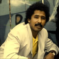 Cheb Khaled, then...