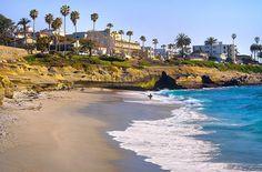 The beautiful La Jolla Shores in La Jolla, San Diego. 🌊 ❤ #travel_ch #onlinereisebüro #usa #amerika #unitedstatesofamerica #california #kalifornien #lajolla #lajollashores #beach #ocean #waves #palms #mer #plage #vacances #travelling #ferien #followus #paradise #lajollalocals #sandiegoconnection #sdlocals - posted by travel_ch  https://www.instagram.com/travel_ch. See more post on La Jolla at http://LaJollaLocals.com