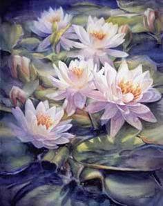Water Lillies - Bridgette Adams