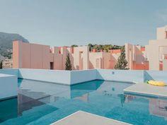 Monumental Architecture, Architecture Jobs, Landscape Architecture, Colour Architecture, Vintage Architecture, Minimalist Architecture, Interior Minimalista, French Photographers, Design Graphique