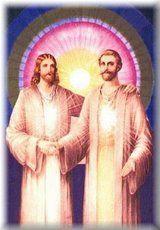 Jesus e Saint Germain  Summit Lighthouse