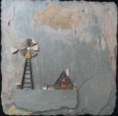 Carlos Moseley rock art