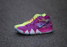 Nike Kyrie 4 Confetti - Release Date + Photos