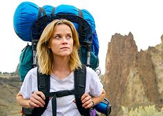 "Reese Witherspoon gets a ""makeunder"" for her new movie Wild -- check out the clip!"