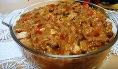 Esta es la receta del Guiso para las Hallacas por temperos e sabores. Curry, Dishes, Recipe Ideas, Ethnic Recipes, Food, Venezuelan Food, Crock Pot, Recipes, Meals