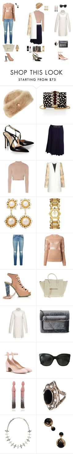 """Без названия #316"" by victorious0 on Polyvore featuring мода, Ted Baker, GEDEBE, Alexander White, CÉLINE, Jonathan Simkhai, Marni, Chanel, Tory Burch и Rebecca Minkoff"