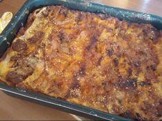 LASAGNE AL RAGU' ricetta classica è un ricetta creata dall'utente Maria Ivana. Questa ricetta Bimby® potrebbe quindi non essere stata testata, la troverai nella categoria Piatti unici su www.ricettario-bimby.it, la Community Bimby®. Lasagna, Ethnic Recipes, Thumbnail Image, Food, Essen, Meals, Yemek, Lasagne, Eten