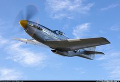 North American P-51D Mustang aircraft picture.  In Flight USA - Idaho, May 24, 2013