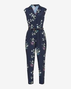 b1c1dc909a86 Buy Ted Baker Ficia Entangled Enchantment Jumpsuit