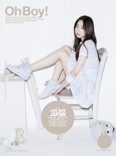 So Hee - Oh Boy! Magazine Vol.49