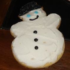 All recipes sugar cookie icing recipe
