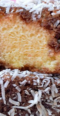 Learn how to make easy homemade Lamingtons from scratch. Perfect sponge cake dipped in chocolate and covered in shredded coconut. Best Dessert Recipes, Dessert Ideas, Easy Desserts, Drink Recipes, Delicious Desserts, Cake Recipes, Cake Frosting Recipe, Frosting Recipes, Cupcake Cakes