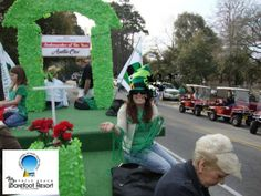 Check out these great events for those lucky enough to be celebrating #StPatricksDay in the #MyrtleBeach area!