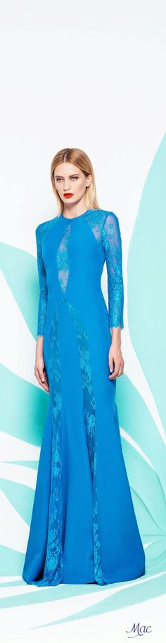 Spring 2016 Ready-to-Wear Georges Hobeika