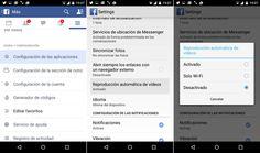 Desactivar la reproducción automática de videos en Facebook - Blog de Diacrítica Consultores