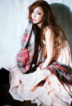 Namie Amuro 安室奈美惠 @「Numero TOKYO」2013年9月號