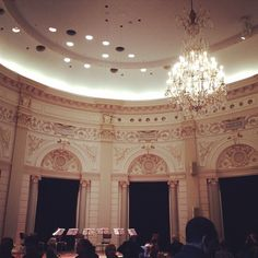 The Concertgebouw offers free lunchtime concerts: Wednesdays at 12:30 p.m.