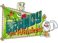 Brandy and Mr. Whiskers.
