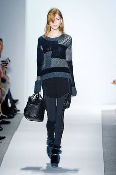 Rebecca Taylor Fall 2012 Runway - Rebecca Taylor Ready-To-Wear Collection - ELLE
