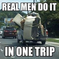 Moving Day Fails! (20 Pictures) - this doesn't really make me smile. It makes me cringe!