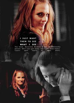 El lado de Beckett secreto