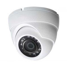 2k 4MP Security HD TVI Camera 2.8mm Lens Mini Eyeball Dome Camera IP66 w// OSD IR