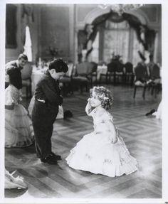 The Littlest Rebel, 1935.