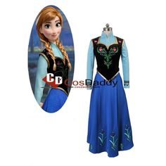 http://www.cosdaddy.com/costume/movie-costumes/frozen/frozen-princess-anna-dress-costume.html Great for Halloween!Go and buy it!