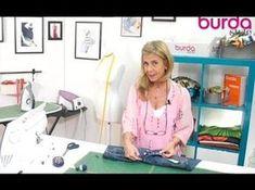 """Dal primo e più completo corso di taglio e cucito online ecco come fare i """"punti a mano"""" Sewing Hacks, Sewing Tutorials, My Jeans, Love Sewing, Refashioning, Sewing Techniques, Couture, E Design, Diy Tutorial"""