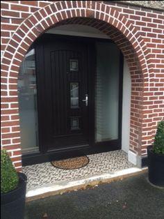 Palladio Turner Door in Bog Oak & Palladio Composite