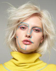 Vogue Brasil - Color Block on Behance