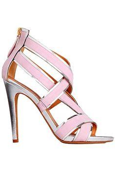 #Stunning Women Shoes #Shoes Addict #Beautiful High Heels #Wonderful Shoes    Aperlai ~ Spring 2013 Shoes