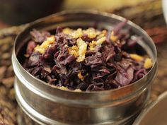 Braised Red Cabbage recipe from Damaris Phillips via Food Network