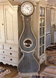 Imported Grandfather clocks