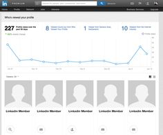 """New """"Who's Viewed Your Profile"""" Page and """"Relationship"""" Features on Linkedin   WeRSM   We Are Social Media"""