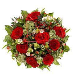 Perfektes #Bouquet für romantische Füllungen