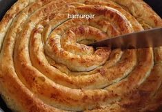Best Cake : Make sure you save this recipe in the archive and try it out. Tadans from finished dough . Bake Zucchini, Recipe Details, Turkish Recipes, How To Make Cake, Snacks, Food And Drink, Yummy Food, Stuffed Peppers, Baking